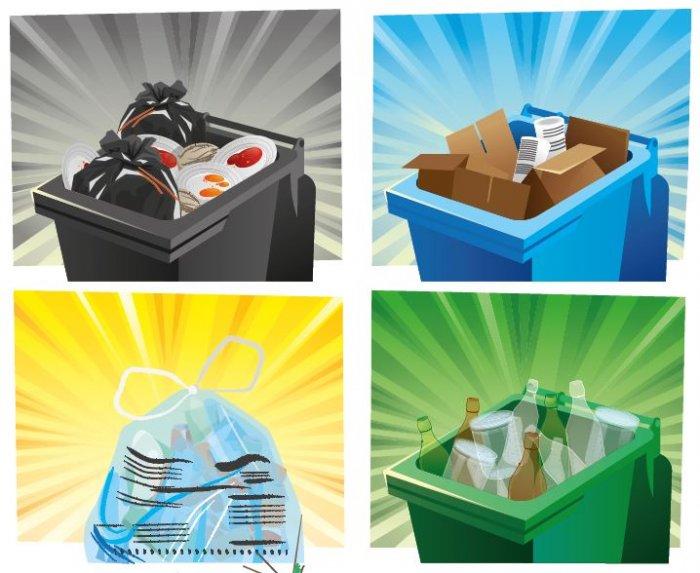 Calendrier des déchets 2020 janvier – juin