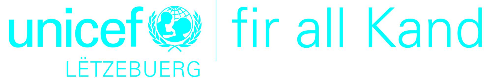Logo Unicef Lëtzebuerg