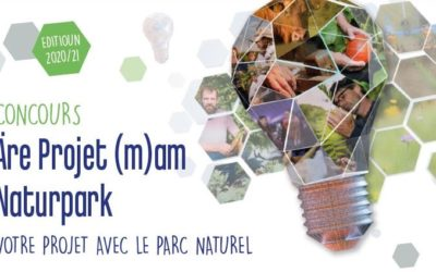 Äre Projet (m)am Naturpark