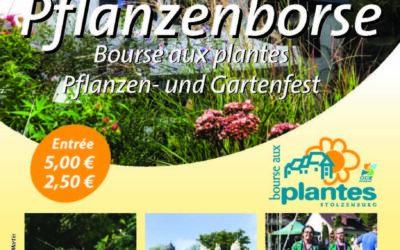 20. Pflanzenbörse/Bourse aux plantes 2021