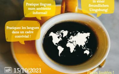Café des langues 15.10.2021